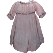Sweet Pink Doll Dress