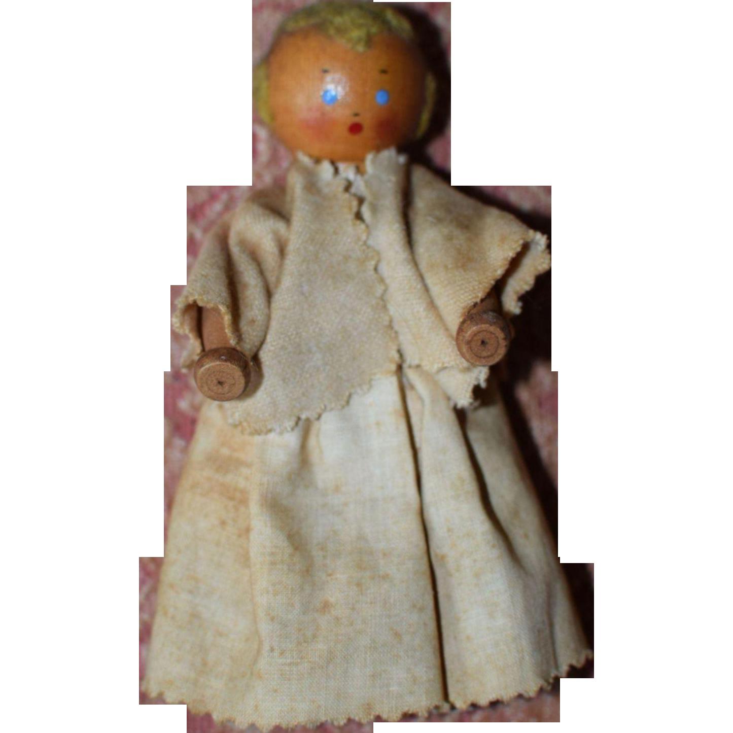 Early Peg Doll
