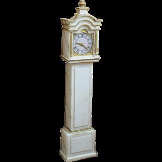 Dollhouse Grandfather Clock