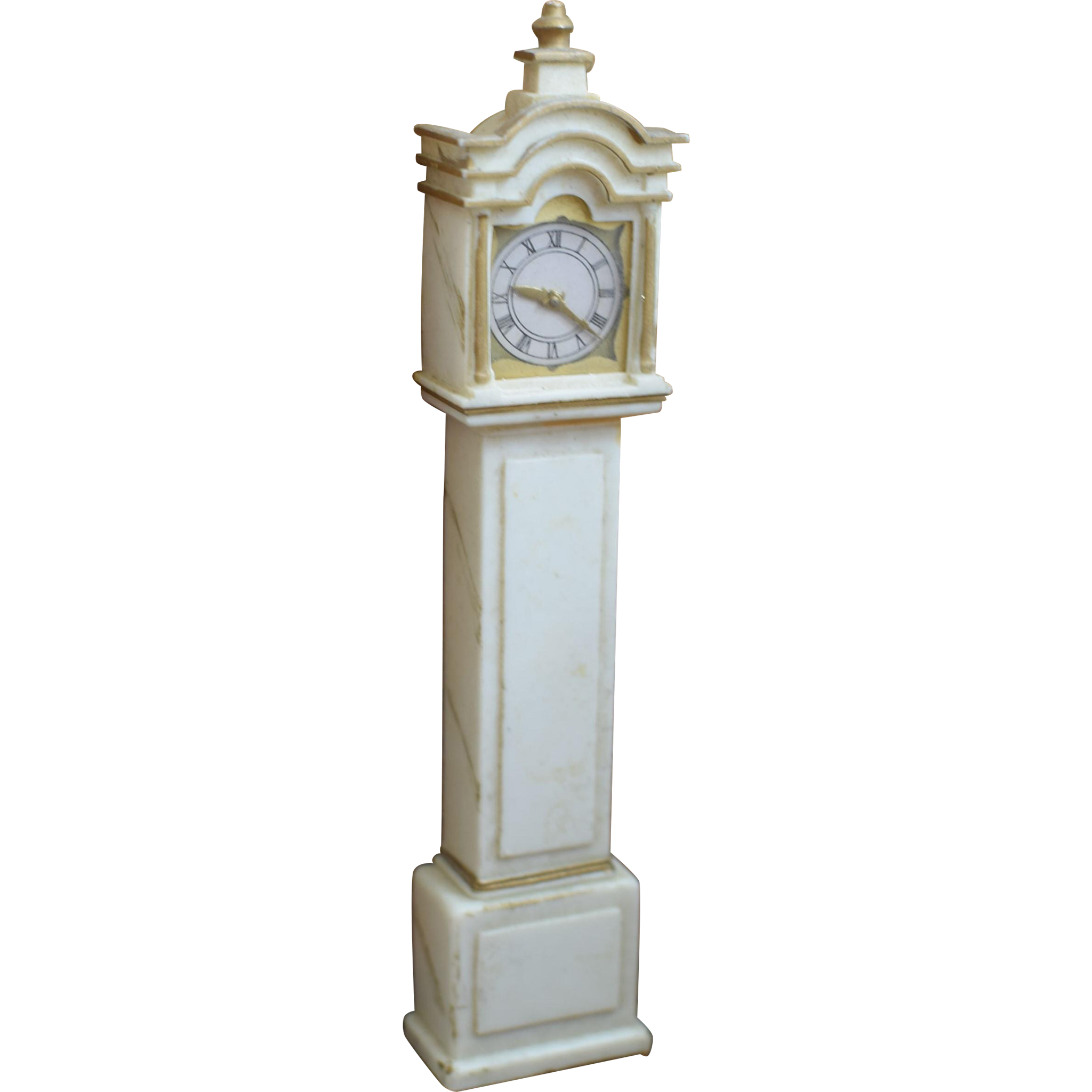 Dollhouse Grandfather Clock