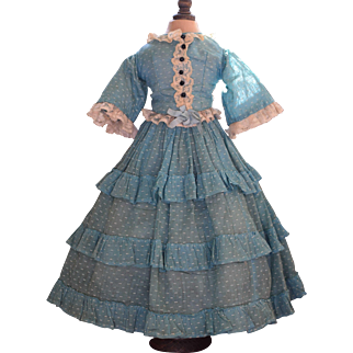 Lovely French Fashion Dress