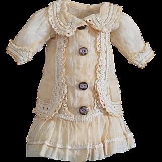 Petite Doll Dress with Slip