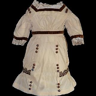 Very Pretty and Unique Doll Dress