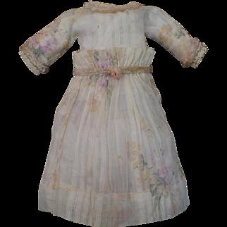 Precious Little Doll Dress