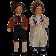Lenci Type Couple Whistlers