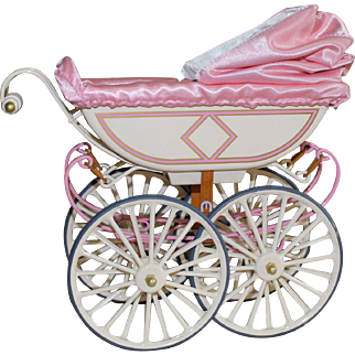 Beautiful Doll Carriage