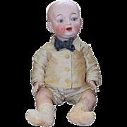 Antique Hertel and Schwab Character Doll