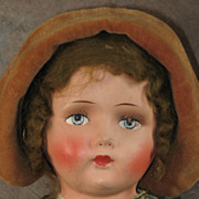 "18"" Ethnic Type Doll"