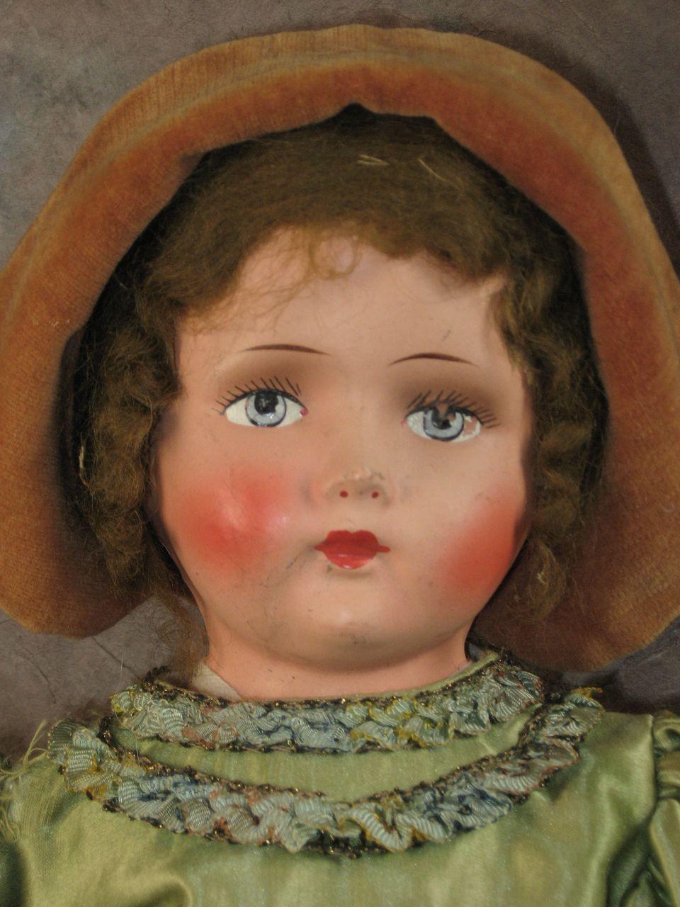 """18"""" Ethnic Type Doll"""