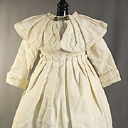 Beautiful Early Doll Dress