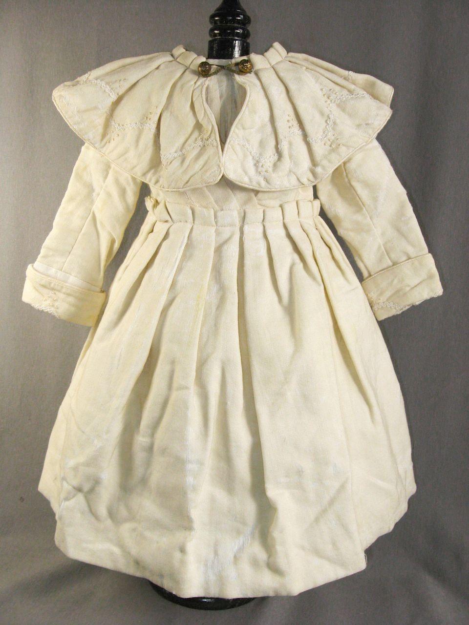 Beautiful Early Doll Dress