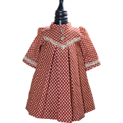 Sweet Cotton Doll Dress