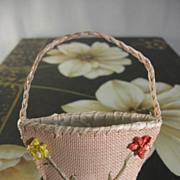 Vintage Doll Hand Bag