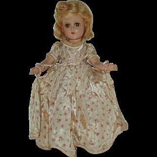"14"" Composition Arranbee 'Nancy Lee' Doll Circa 1943-1946"