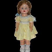 """22"""" Ideal Saucy Walker Doll  Circa 1952"""