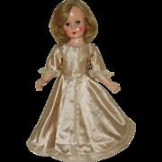 "18"" Hard Plastic Nancy Ann Style Show Doll  Circa 1952-1953"
