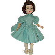 "14""  Hard Plastic Mary Hoyer Doll"