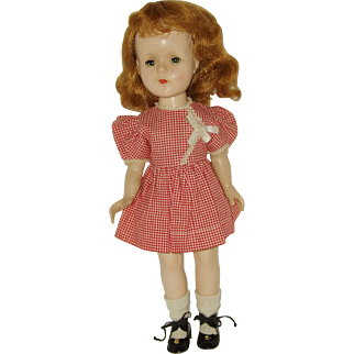 "Vintage 15"" American Character Sweet Sue Walker Doll Circa 1954"