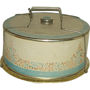 Vintage Cake Or Pie Safe