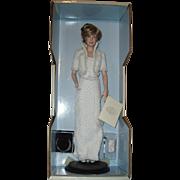 1997 Franklin Mint Diana Princess of Wales Portrait Doll