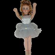 "1966-1975 Madame Alexander Elise Ballerina Doll   18"""