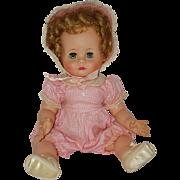 "17"" Madame Alexander Kathy Doll  circa 1958"