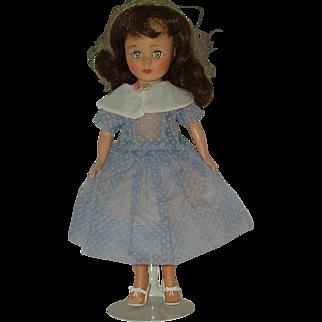 "10.1/2"" American Charcter Toni Doll Circa 1958-1960"