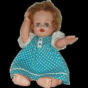 """Vintage 20"""" Heavy Vinyl Baby Doll   1958-1959"""
