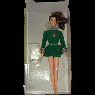 "11 1/2"" Olympic Gold Medalist  'Katia Gordeeva' Doll  Mint In The Box"