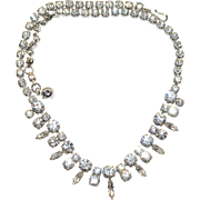 Classic Sherman Swarovski Necklace