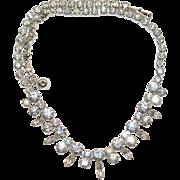 Classic Sherman Swarovski Necklace