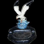 Cast Iron Seagull Ashtray/Bottle Opener