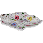 Chinz Celery Dish by Blue Ridge Southern Potteries