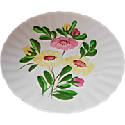 King's Ransom Dinner Plate by Blue Ridge Southern Potteries