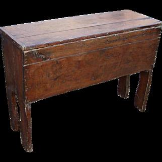 19th Century Dough Box