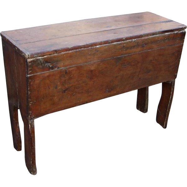 19th Century Dough Box