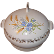 American Limoges Covered Casserole in Wheatfield by Triumph