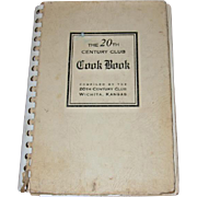The 20th Century Club Cook Book, Wichita, Kansas (1952)