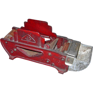 Vintage Counterboy Automatic Moistening Gum Tape Dispenser