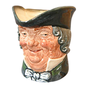Royal Doulton Large Character Mug, Parson Brown