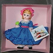 Madame Alexander Storyland Miss Muffet Doll #452