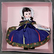 Madame Alexander International Series Canada Doll #560