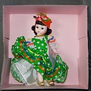 Madame Alexander International Series Brazil Doll #573