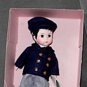 Madame Alexander Little Women Series Laurie Little Men Doll #416