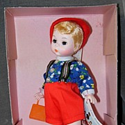 Madame Alexander Storybook Series Hansel Doll #453