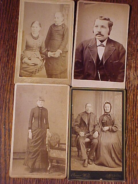 Four Carte De Viste