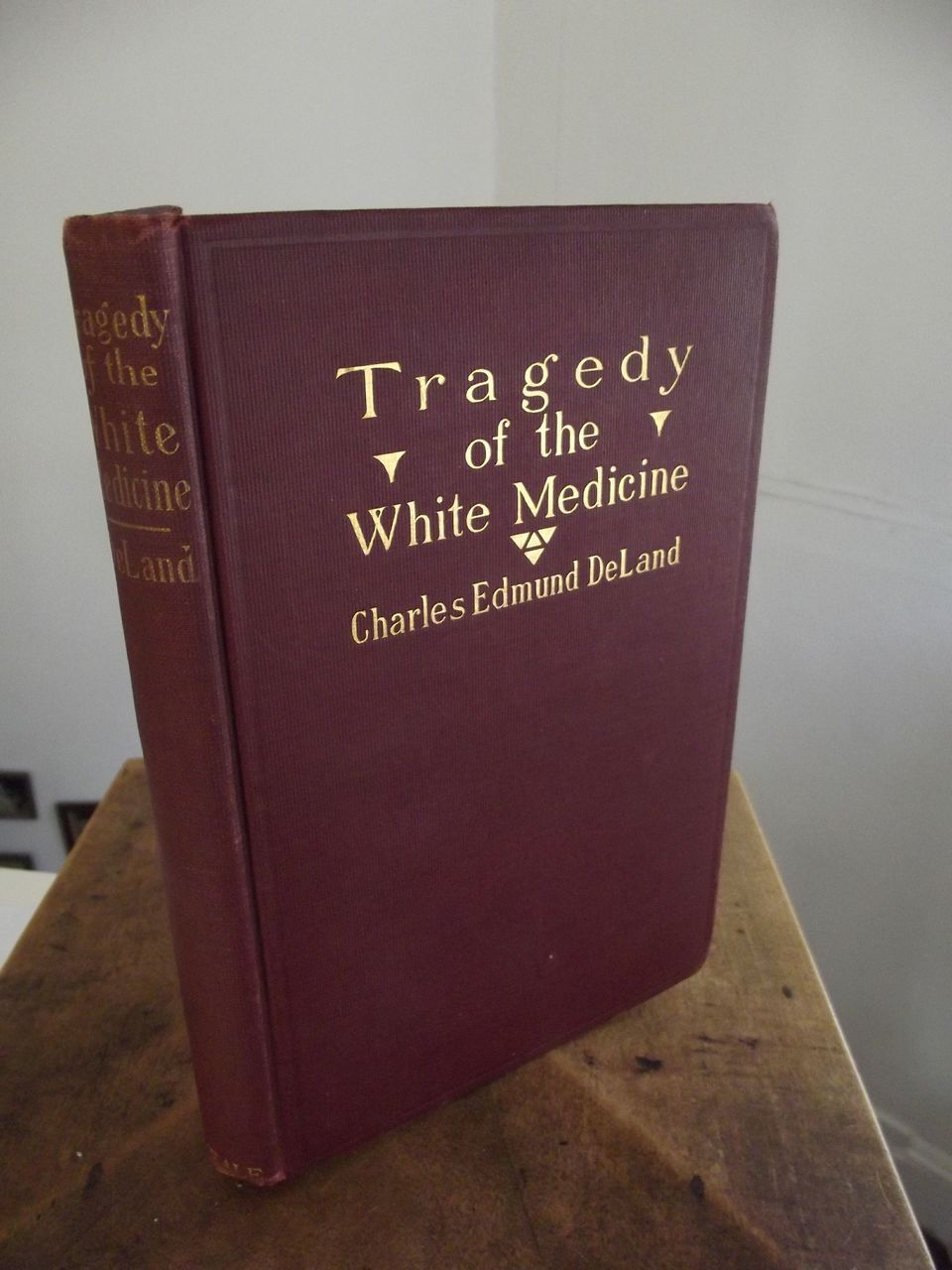 Tragedy of the White Medicine