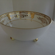 Pretty Gilt Nippon Bowl