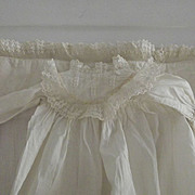 Long Baby Doll Gown