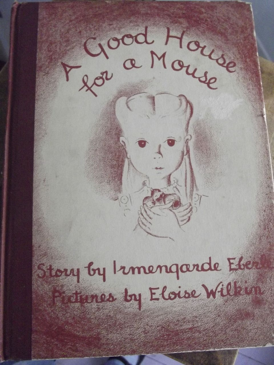 "Children's Book "" A Good House For A Mouse"""
